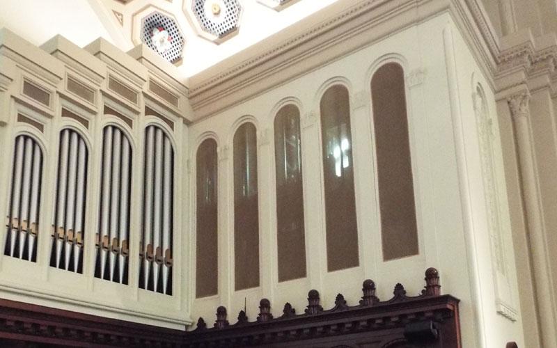 Broad St Presbyterian, Columbus, Oh.