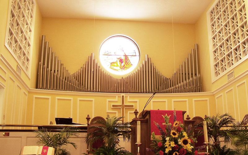 St Paul Methodist, Orangeburg, SC