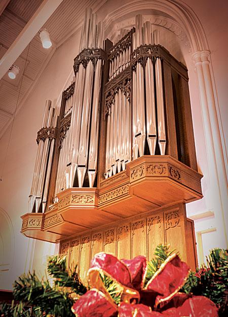First Baptist Church of Christ, Macon GA