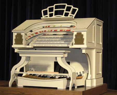 The Grand Theater console
