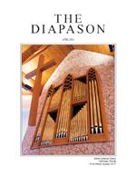 Advent Lutheran Diapason Cover