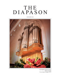 First Baptist Church of Christ in Macon, Georgia reprint cover