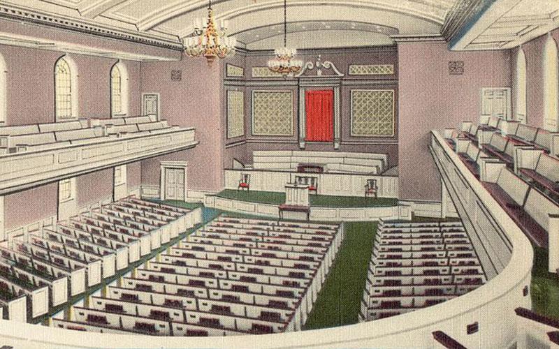 Southern Baptist Theological Seminary Chapel